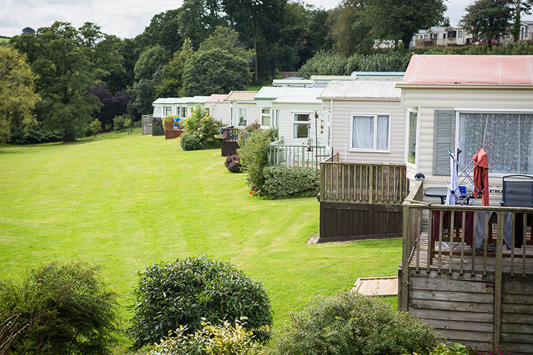 Buy your own holiday home at Smytham Holiday Park, North Devon